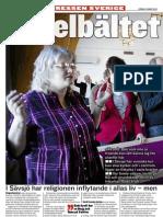 Expressen om Hjelmserydsstiftelsen och Sävsjö kommun
