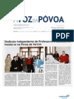 Abertura na sede do SIPE na Póvoa de Varzim - Comunicação Social Voz da Póvoa