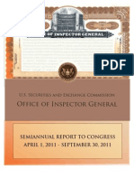 Sec Oig Semi-Annual