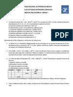 Clase 23 Examen unidad 1 Fisicoquimica 1