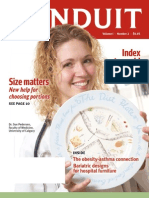Conduit Magazine Fall 07 - Canadian Obesity Network