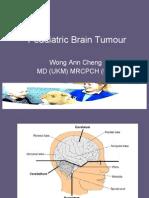 Peadiatric Brain Tumour