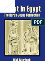 Acharya S - Christ in Egypt - The Horus-Jesus Connection 1