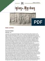 Babylonische Religionen