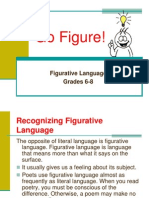 Figurative Lang Overview Ppt