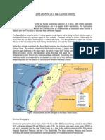 Onshore Regional Geology