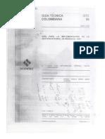 Guia Tecnica Colombiana 086 2003