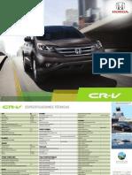 Ficha CRV 2012