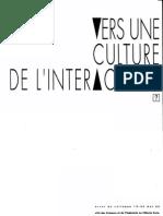 VA - Vers ume Culture de l'Interactivité (1988) - Marco Stroppa - Le temps des pionniers