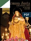 Revista Semana Santa Archena 2012