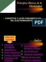Conceptos y Leyes Fund Amen Tales Del Electromagnetismo