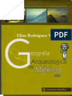 GEOGRAFIA ARQUEOLOGICA DE MEXICO 2012 (UNAM-INAH)
