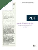 Performance Management 1.1