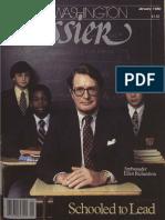 Washington Dossier January 1980
