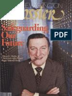 Washington Dossier February 1980