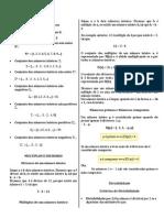 aula 1 IFPBConjuntos Numéricos Com exercicio