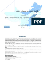 China Other Mining Quarrying Industry Profile Isic1429