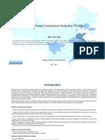 China Steam Generators Industry Profile Isic2813