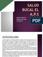 Salud Bucal El a.p.s