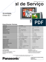 Panasonic TC-14RM15L_21FX32L Chasis GL1