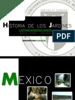 Historia Jardines Latinoamericanos 1