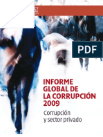 Espanol Informe Global de La Corrupcion 2009