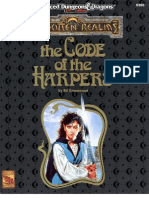 Forgotten Realms - The Code of the Harpers