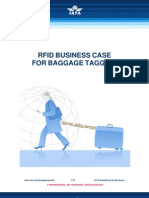 Rfid for Baggage Business Case 21