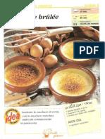 Cucina - Creme Brulèe
