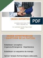 Crisis Hipertensivas Cesar