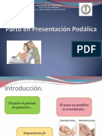 Presentacion podalica