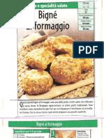Cucina - Bignè Al Formaggio
