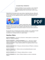 Atalhos Ninja Windows 8