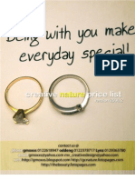 Creative Nature Package Price Version 2008.3