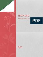 TRIZ y QFD