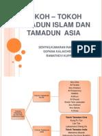 TOKOH – TOKOH TAMADUN ISLAM DAN  TAMADUN  ASIA new
