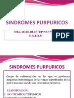 sindromespurpuricos