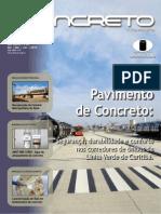 Revista Ibracon - Pavimento de Concreto