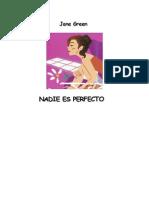 Green, Jane - Nadie Es Perfecto