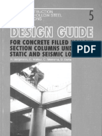 Design Guide for Condrete Filled Hollow Section Columns Under Static Ans Sesmic Loading 5