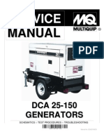 DCA25-150 Service Manual