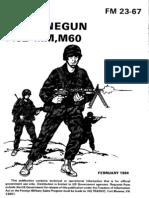 FM 23-67 (M60 MG)