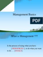 Management Basics Ppt @ Bec Doms Mba Hr