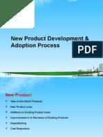 New Product Development & Adoption Process PPT @ BEC DOMS MBA 2010