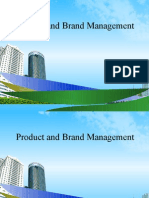 Product and Brand Management PPT @ BEC DOMS 2009
