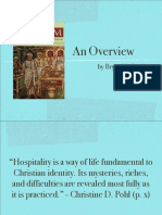 Major Content 3 - Hospitality