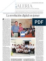 Artículo sobre Javier Sola - Sofware libre en Camboya