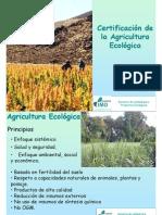 Certificación de la agricultura ecológica