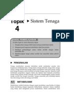 Topik 4 - Sistem Tenaga