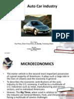 Presentation Auto Industry 2011 FINAL